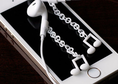 earpod earrings