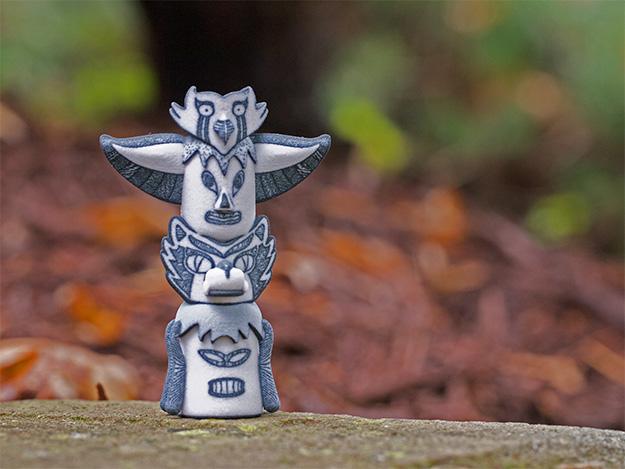 3d Printed Totem